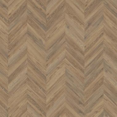 PVC-vloer Parva Oak Chevron
