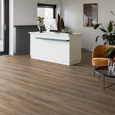 Mflor PVC- vloer Authentic Oak XL