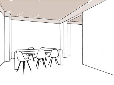 Kamers verbinden