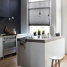 Raamdecoratie keukens