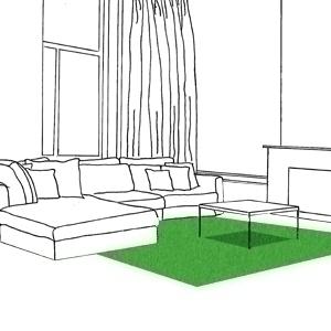 Kleiner karpet