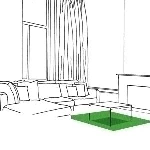 Klein karpet