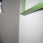 Colors@Home verftip voor een strakke lijn